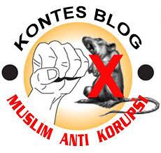 kontes blog anti korupsi