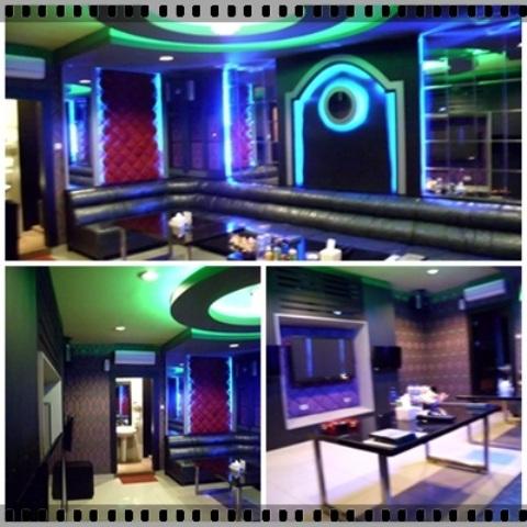 VVIP dan VIP Room yang sangat lega dan apik. (Foto koleksi pribadi)