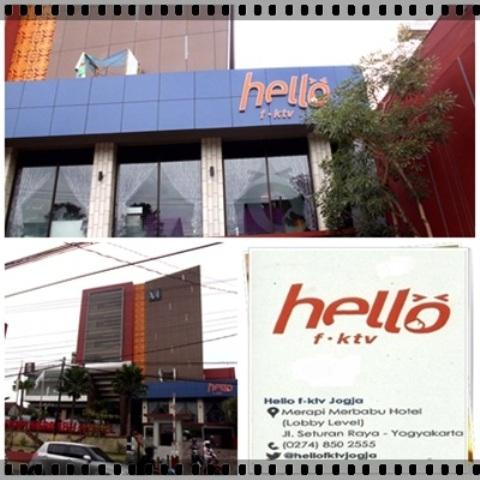 Hotel Merapi Merbabu, lokasi Hello FKTV. (Foto koleksi pribadi)