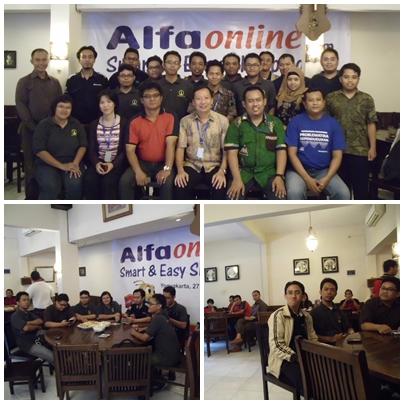 Foto bersama Pak BSD dan tim serta KBJ. (Foto koleks pribadi)