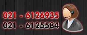 Nomor kontak PT. HISOMU.