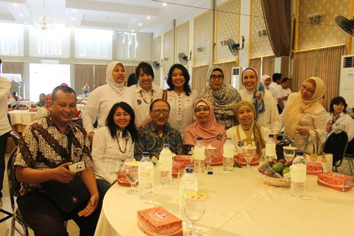 Reuni SMP-ku Alumni  Angkatan 1987. (Foto kolpri)