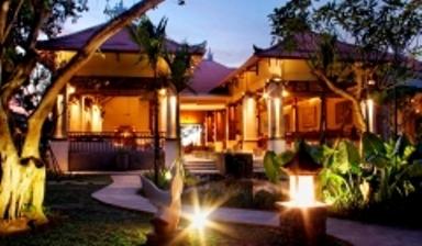 Berbagi sudut nan eksotis. (Courtesy of The Bay Bali)