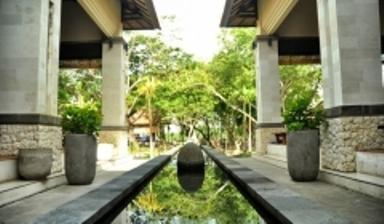 Kita dapat foto narsis di sini juga. (Courtesy of The Bay Bali)