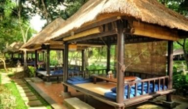 Kita dapat bernarsis ria di sini. (Courtesy of The bay Bali)