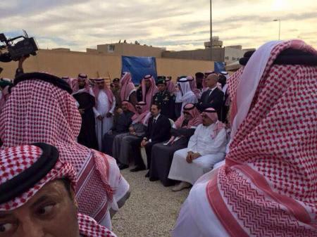 Dihadiri hanya 'segelintir' pejabat tinggi negara sahabat. (Dok. Al-Madina Newspaper)