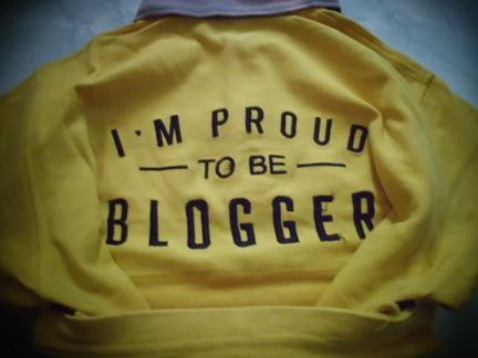 Saya bangga sebagai blogger, kamu? (dok. pribadi)