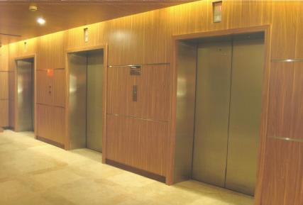 Penampakan Louser elevator. (dok perusahaan)