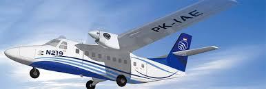 Prototipe pesawat N 219. (dok PTDI)