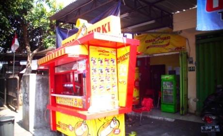 Depo Baba Rafi Mojokerto yg terletak di Surodinawan. (dok pribadi)