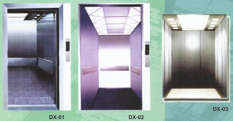 Louser hospital lift tipe deluxe design (stainless steel). (dok perusahaan)