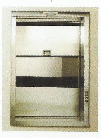 Dumbwaiter (lift barang) dg fitur canggih dan desain yang menarik. (dok perusahaan)