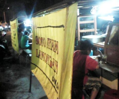 Tinggal mengingat kelambu kuning ini saja deh. 9dok. pribadi)