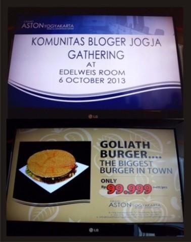 KBJ Gathering at Grand Aston Jogjakarta. (dok. pribadi)