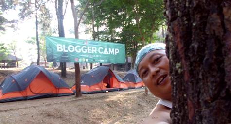 Di Taman Dayu Blogcampid 2015 Surabaya berada.